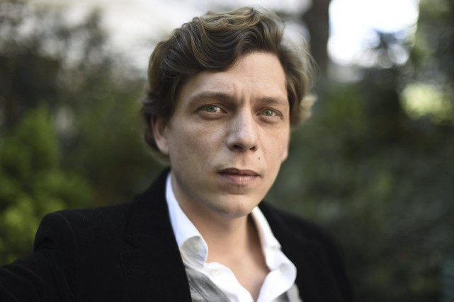 Le journaliste et auteur Antoine Leiris.... (PHOTO AFP)