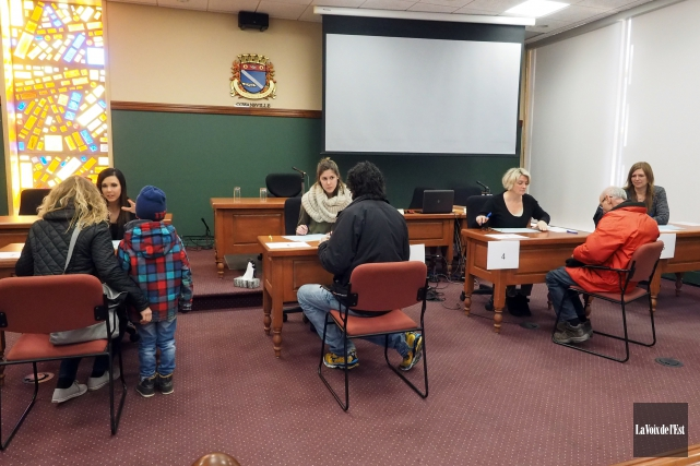 Plus de 515 citoyens de Cowansville ont signé... (Photo Alain Dion, La Voix de l'Est)