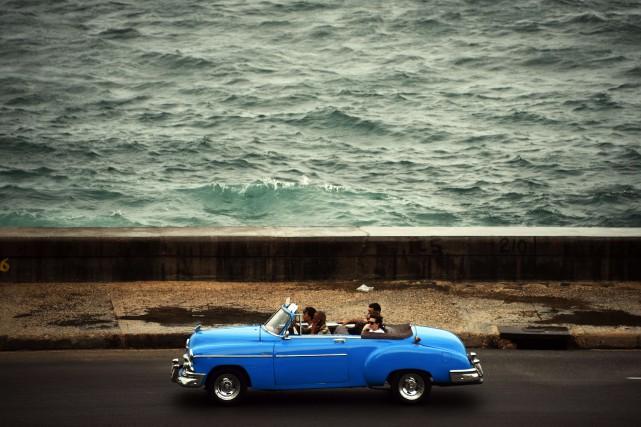 Des excursions de sept jours sur les routes... (PhotoRODRIGO ARANGUA, Agence France-Presse)
