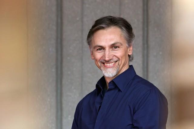 Ivan Cavallari est lenouveau directeur des Grands Ballets... (PHOTO ROBERT SKINNER, LA PRESSE)