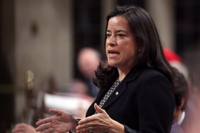 La ministre de la Justice, Jody Wilson-Raybould, est l'invitée... (PHOTO FRED CHARTRAND, ARCHIVES LA PRESSE CANADIENNE)