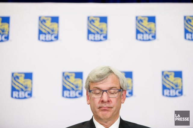 David McKay, chef de la direction de la Banque... (PHOTO ALAIN ROBERGE, LA PRESSE)