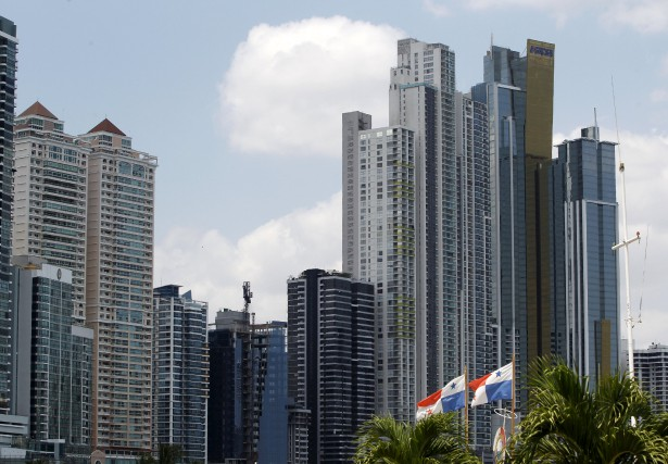 La ville de Panama... (PHOTO CARLOS JASSO, REUTERS)