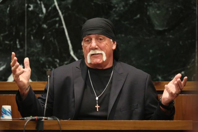 Aujourd'hui à la retraite, Hulk Hogan, 62 ans,... (PHOTO REUTERS)
