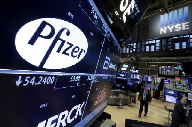 La transaction entrePfizer etAllergan a étéannulée «d'un commun... (AP, Richard Drew)