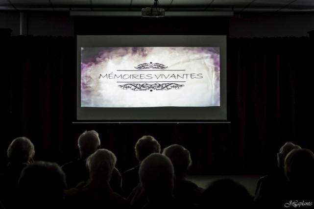 La famille, premier film du projet Mémoires vivantes... (Fournie)