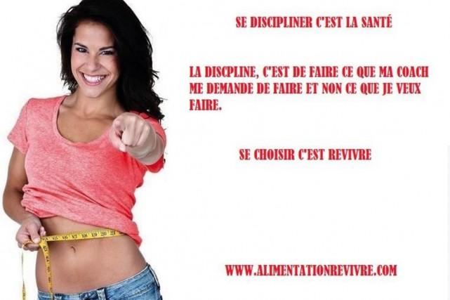 Publicité d'Alimentation Revivre Suzie Chouinard... (Tirée de Facebook)