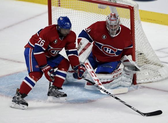 Le Canadien a confirmé mercredi que P.K. Subban... (Archives La Presse Canadienne, Ryan Remiorz)