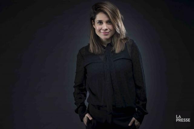 Julie Perreaultdécrit son personnage comme «une fille un... (Archives La Presse)