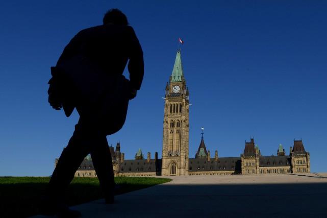 Justin Trudeau croit que le problème de l'évasion... (Sean Kilpatrick, Archives PC)
