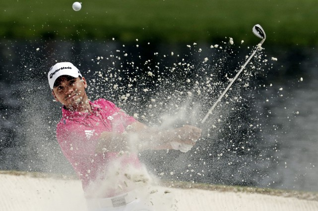 Jordan Speith, le champion en titre d'Augusta ne... (Associated Press)