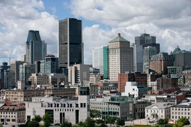 Le nombre de propriétés offertes a continué à... (Photo Bernard Brault, Archives La Presse)