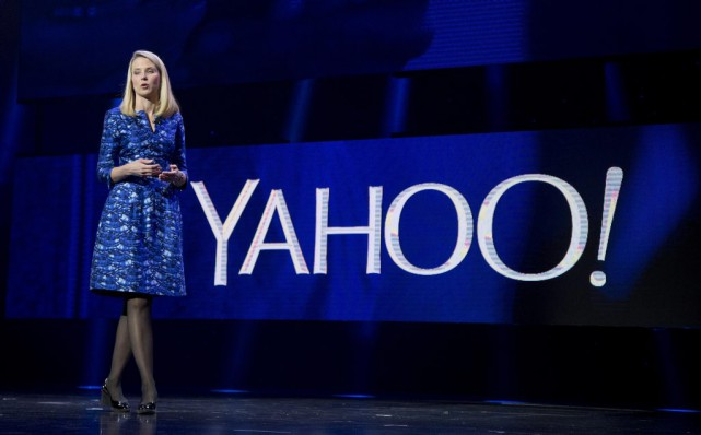 Marissa Mayer... (Photo Julie Jacobson, archives AP)