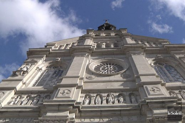L'église Saint-Jean-Baptiste est fermée au culte depuis mai... (Photothèque Le Soleil)