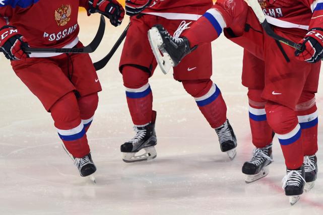 La Russie a complètement chambardé son équipe nationale des moins de 18 ans,... (Photo Sean Kilpatrick, archives PC)