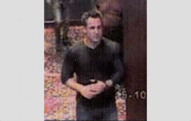 Le SPVG souhaite identifier ce suspect dans une... (Courtoisie SPVG)