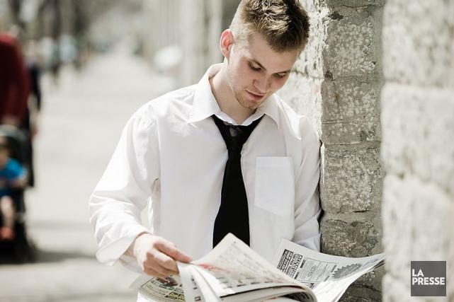 Un peu moins des deux tiers des Français (62%) lisent au moins un titre de... (PHOTO ARCHIVES LA PRESSE)