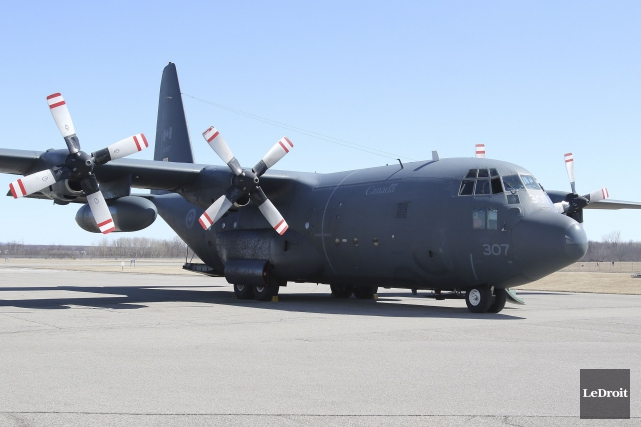 Le Musée de l'aviation et de l'espace du... (Patrick Woodbury, LeDroit)