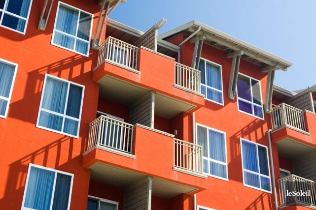 Moins de condos, plus de logements locatifs, quelques projets «famille» avec... (Photothèque Le Soleil)
