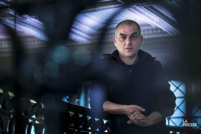 AvecMade in France, Nicolas Boukhrief traite d'un sujet... (La Presse, Édouard Plante-Fréchette)