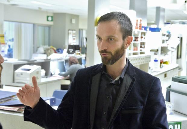 Le docteur François Lamontagne est au nombre des... (Spectre Média, Maxime Picard)