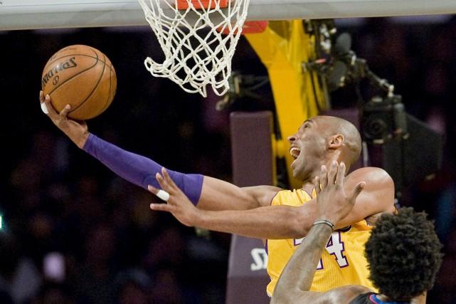 Kobe Bryant... (AP, Paul Rodriguez)