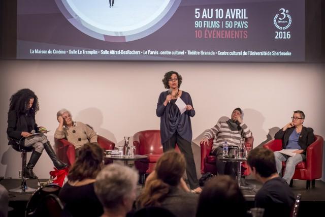 La psychologue et spécialiste en relations interculturelles Rachida... (Spectre Média, André Vuillemin)