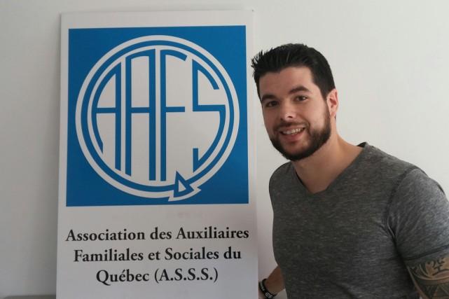Pascal Bastarache est le représentant régional de l'Association...