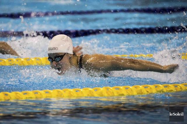Katerine Savard s'esttaillé une place sur l'équipe canadienne... (Photothèque Le Soleil)