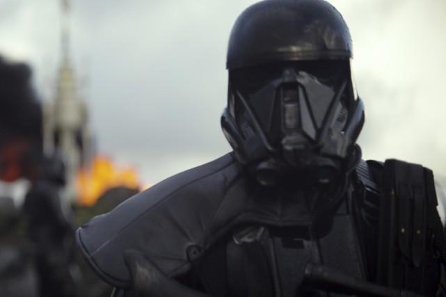 L'histoire de «Rogue One: A Star Wars Story»... (Fournie par Disney)