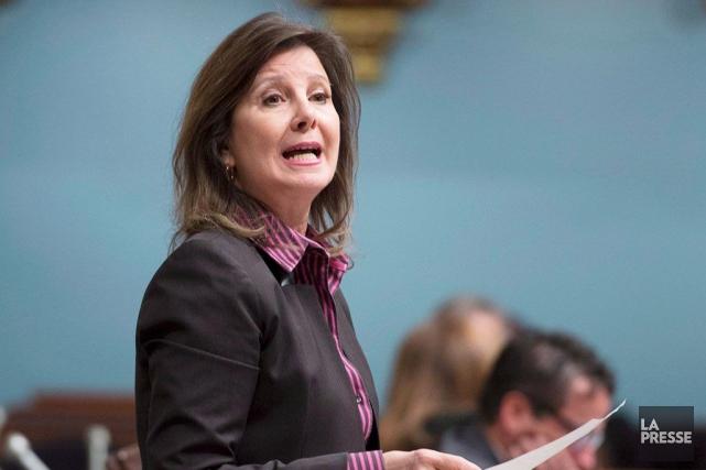 Porte-parole de l'opposition officielle en matière de santé,... (Archives La Presse Canadienne, Jacques Boissinot)