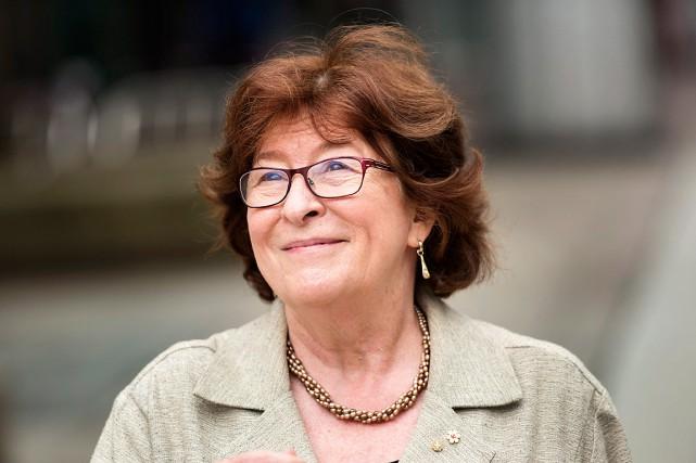 Louise Arbour,ancienne haute-commissaire des Nations unies aux droits... (Archives, La Presse canadienne)