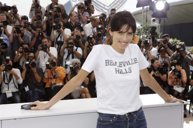 Maïwenn lors du68e Festival de Cannes, en mai... (AP, Lionel Cironneau)