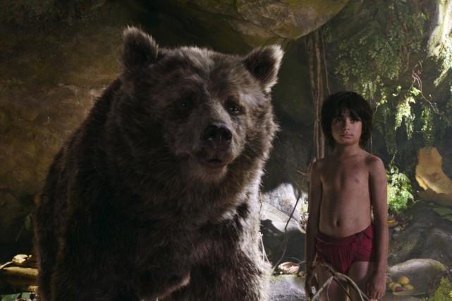 Le jeune Mowgli est lancé dans un voyage... (Fournie par Buena Vista)