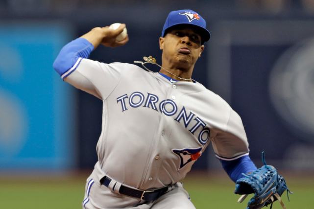 Marcus Stroman... (Photo Chris O'Meara, AP)