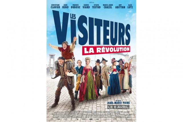 LesVisiteurs - LaRévolution... (PHOTO FOURNIE PAR A-Z FILMS)