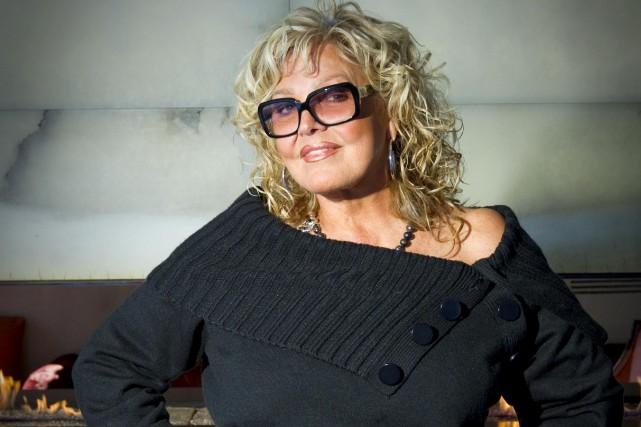 La chanteuse et vedette de télé Michèle Richard a été accusée à nouveau de... (Alain Roberge, Archives La Pressse)