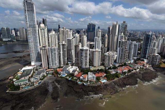 L'absence de «gros poissons» américains des «Panama Papers»... (AFP, Rodrigo Arangua)