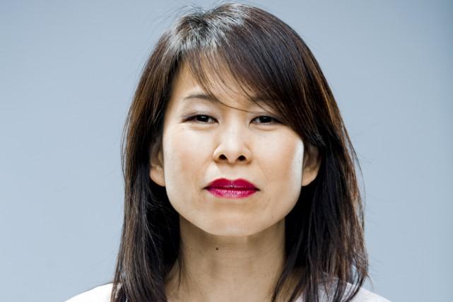 «J'adore écrire, dit Kim Thúy. J'aime la lenteur... (Jean-François Brière)