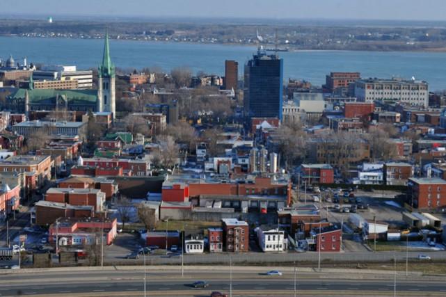 Dans la région métropolitaine de recensement de Trois-Rivières, le taux de... (Stéphane Lessard)