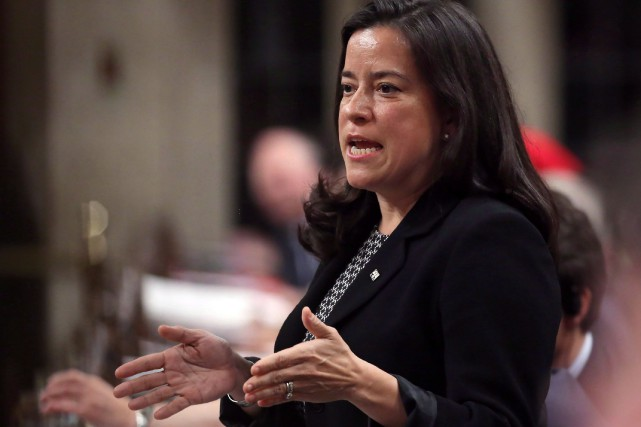 Au fédéral, la nouvelle ministre de la Justice,... (Fred Chartrand, Archives PC)
