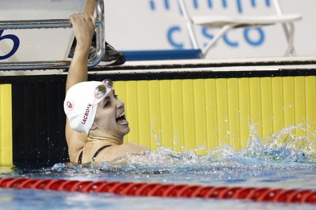 Audrey Lacroix... (Photo d'archives USA Today Sports)