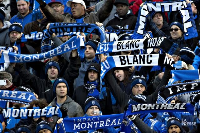 L'Impact a beau affronter l'équipe qui l'a éliminé l'automne dernier, il a des... (Olivier Jean, Archives La Presse)