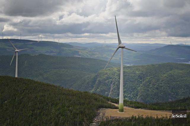 LaPolitique énergétique du Québec 2016-2030ne révèle aucune cible... (Photothèque Le Soleil, Pascal Ratthé)