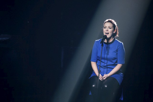 Geneviève Leclerc à La voix... (Fournie par OSA Images)