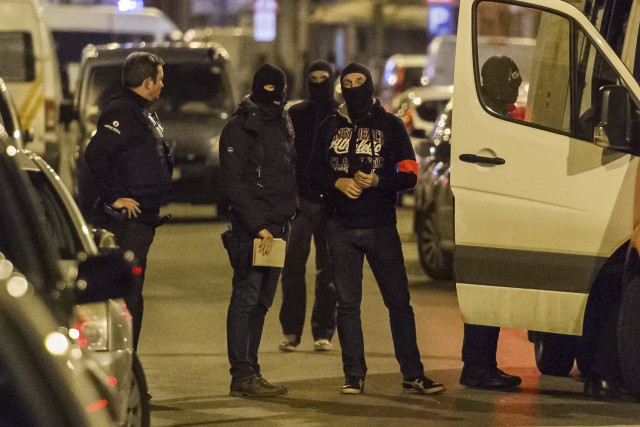 Mohamed Abrini a été arrêté lors d'une discrète... (AP, Geert Vanden Wijngaert)
