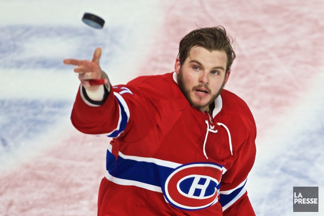 Alex Galchenyuk... (PHOTO ANDRÉ PICHETTE, ARCHIVES LA PRESSE)