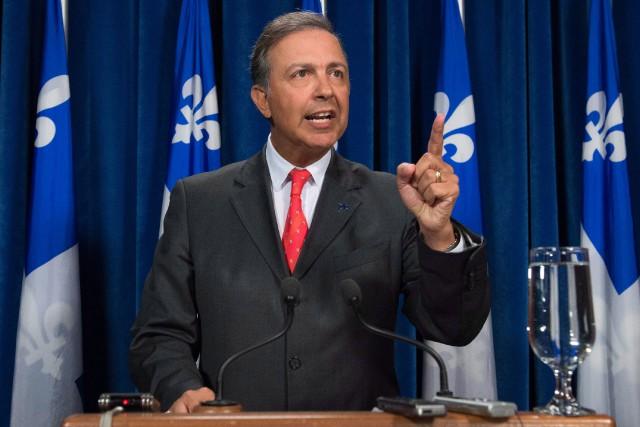 Notre chroniqueur Stéphane Laporte retrace la dernière semaine... (Photo Jacques Boissinot, Archives La Presse Canadienne)