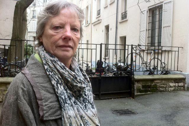 Ancienne prostituée, la Française Rosen Hicher se bat... (PHOTO LA PRESSE)
