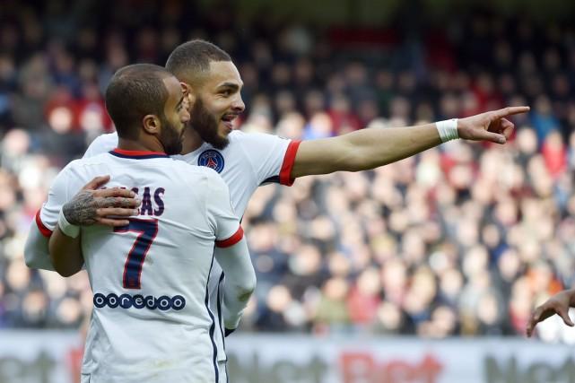 Le Paris SG a préparé avec sérieux la deuxième manche de Ligue des Champions,... (Photo AFP)